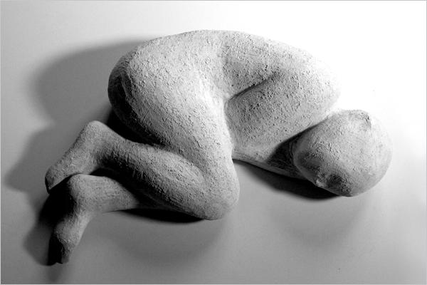 Galerie Sabine Schmidt-Malaj, Tonskulptur