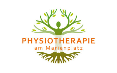 Logodesign: Physiotherapie am Marienplatz in Freising