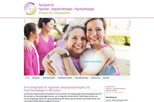 Annette Uhl Heilpraktikerin – Website Freising