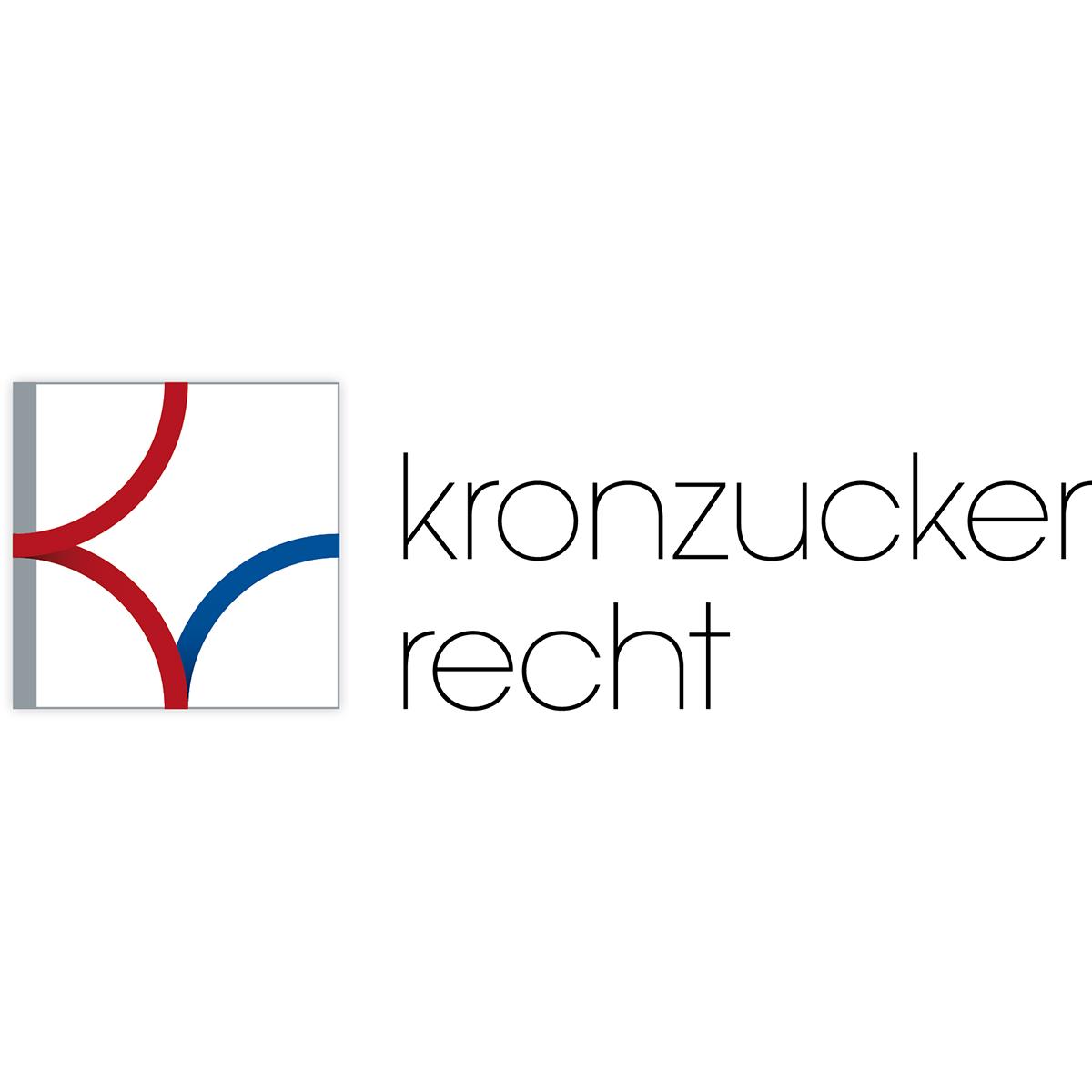 Logo erstellen: Anne Kronzucker, Rechtsanwältin