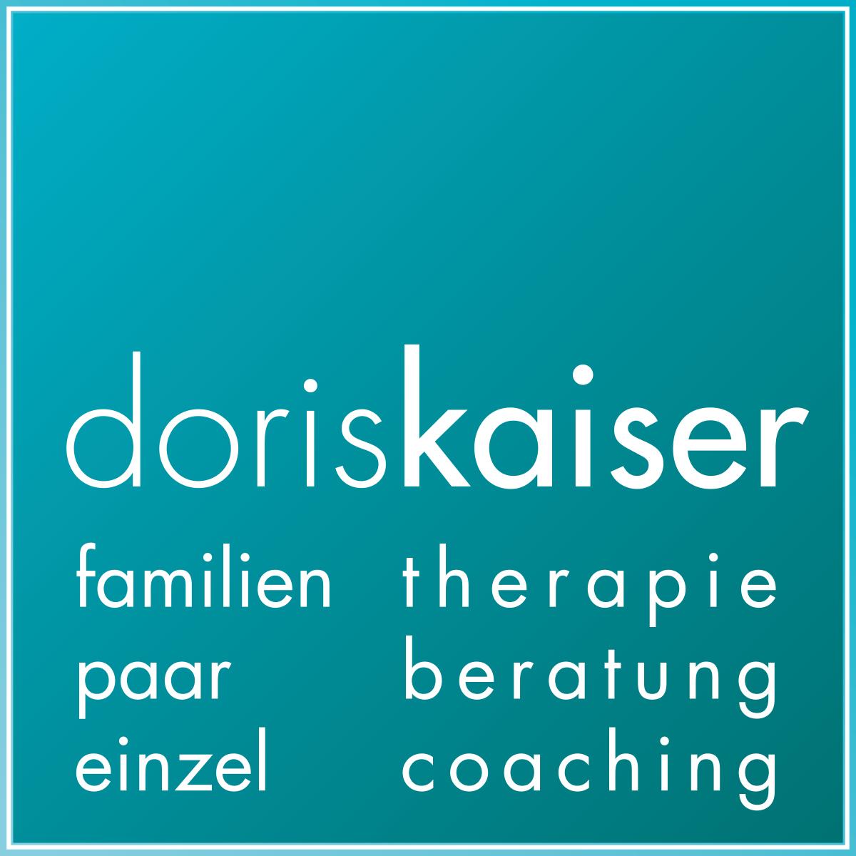 Logo erstellen: Doris Kaiser, Familientherapie, Langenbach