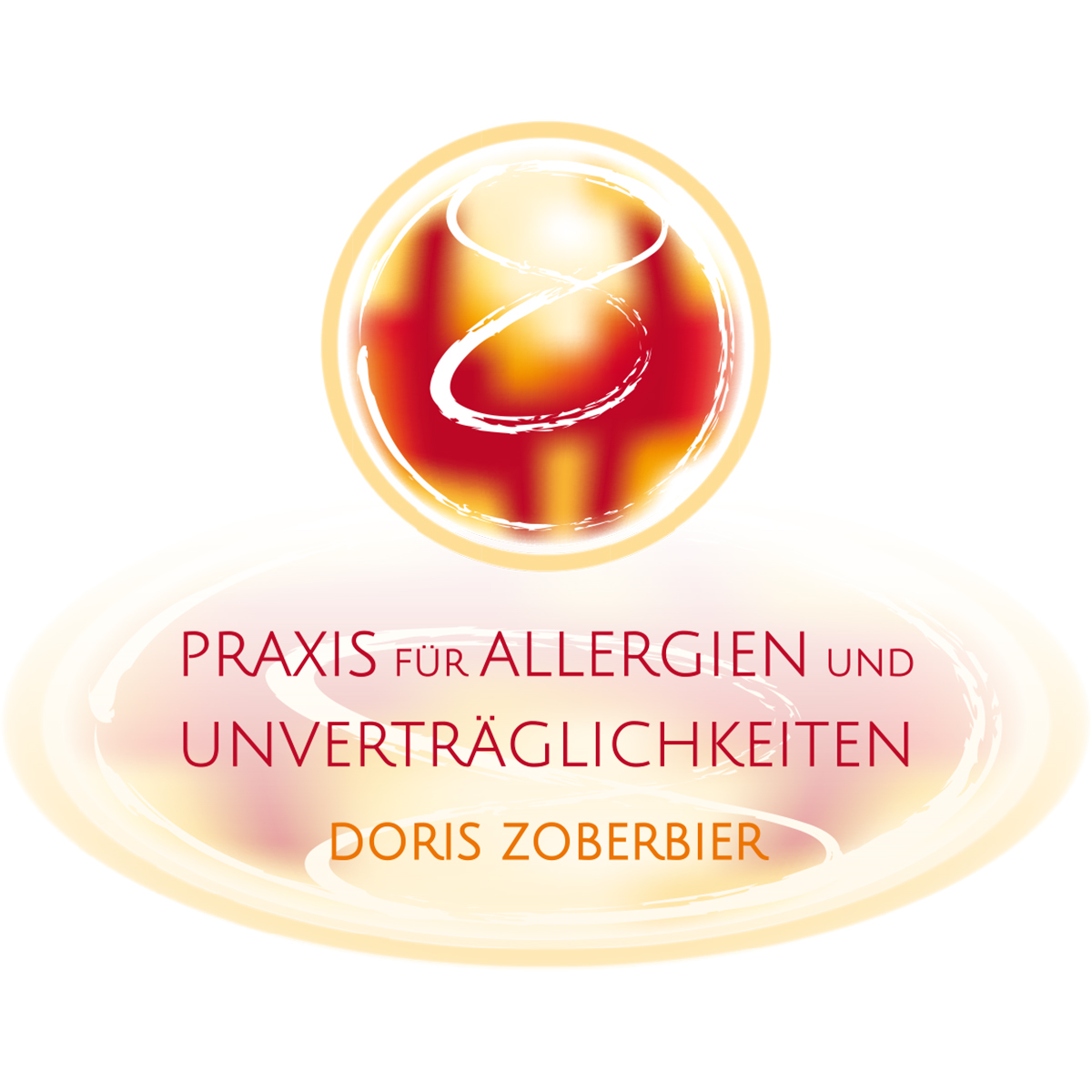 Logo erstellen: Doris Zoberbier, Heilpraktikerin