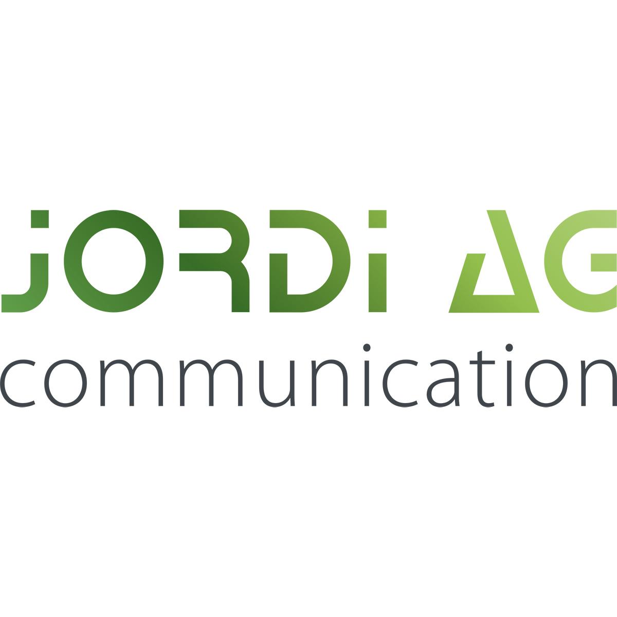 Logo erstellen, Redesign, Jordi Communication, Schweiz