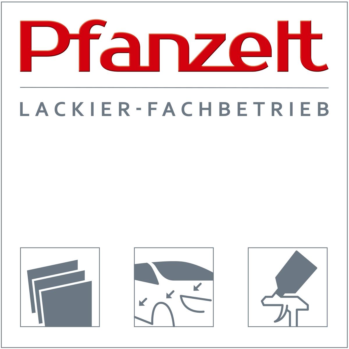 Logo erstellen: Lackiererei Pfanzelt, Moosburg