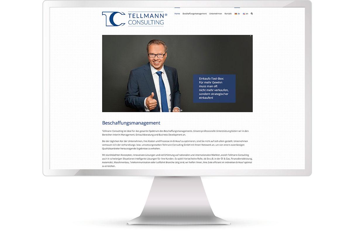 Website erstellen, Ralf Tellmann, Consulting, Poing