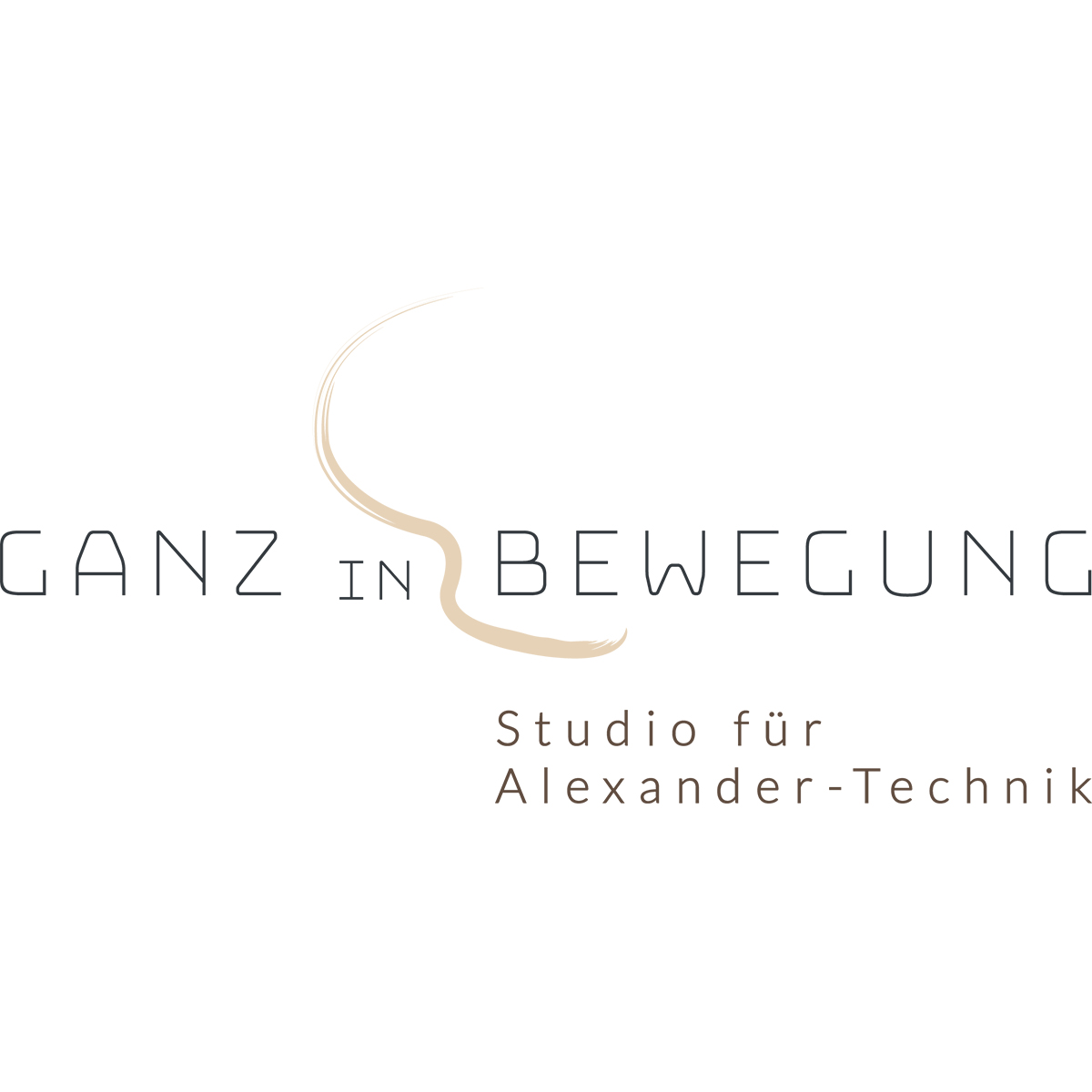 Logo erstellen: Susanne Spahn, Alexandertechnik, München