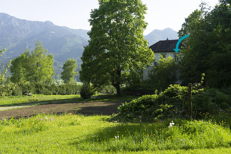 Sabine Schmidt-Malaj, wohnhaft im KlosterGut Schlehdorf