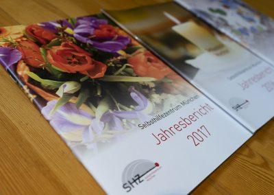 Jahresberichte Selbsthilfezentrum München