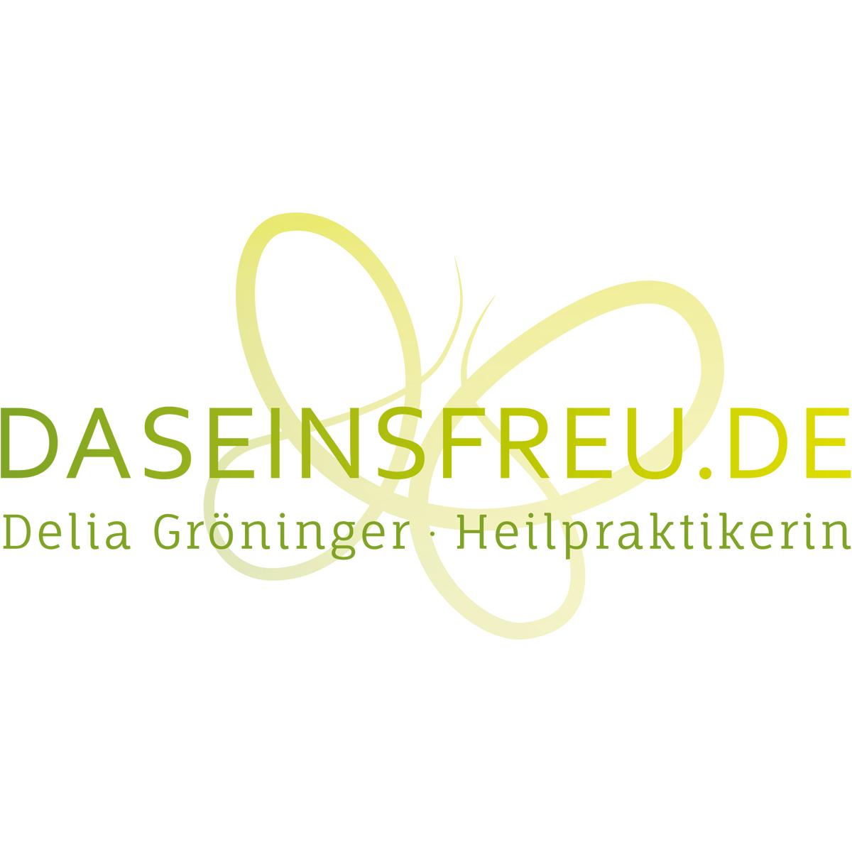 Logo erstellen: Delia Gröninger Heilpraktikerin, Kirchseeon