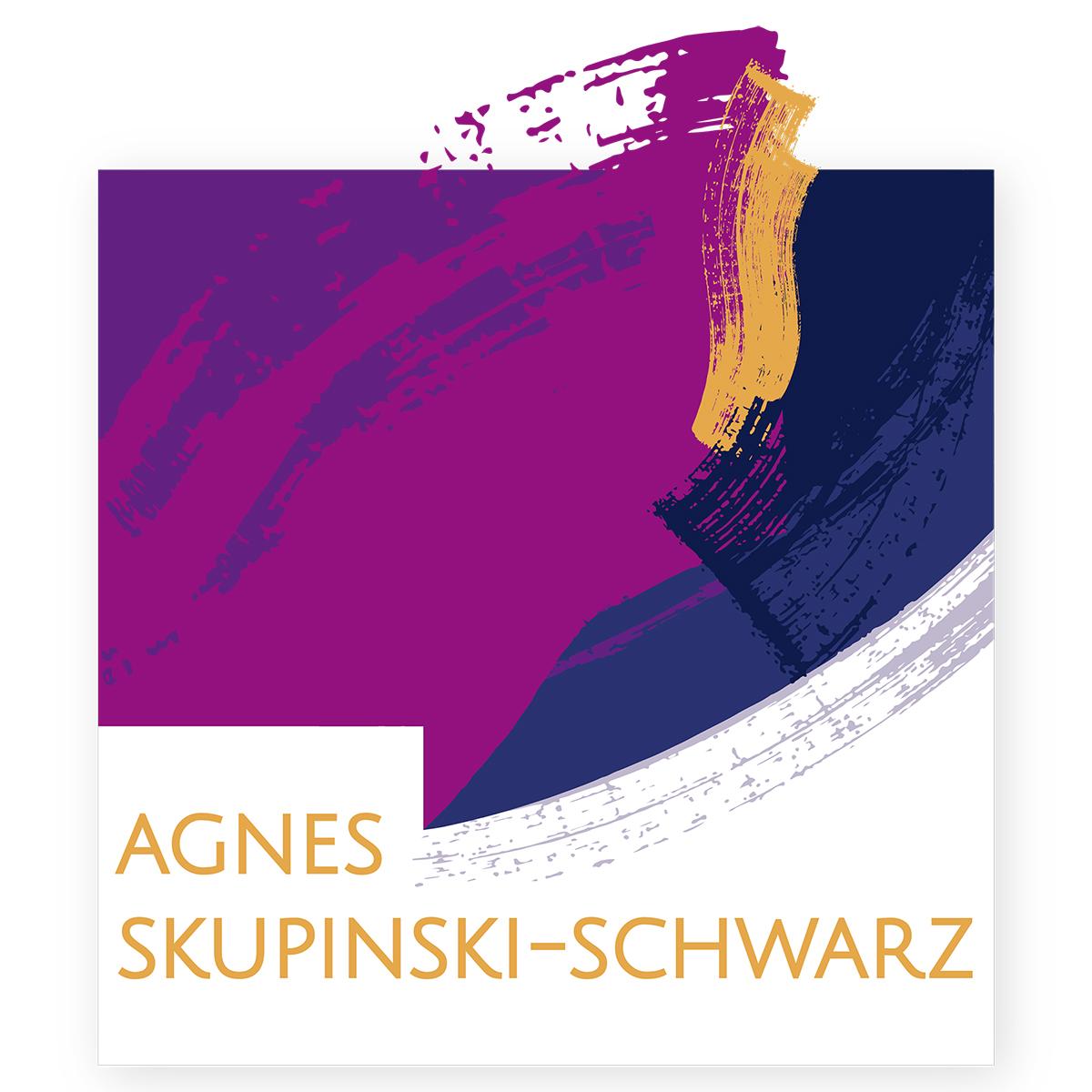 Logo Agnes Skupinski-Schwarz. Psychotherapie Berlin